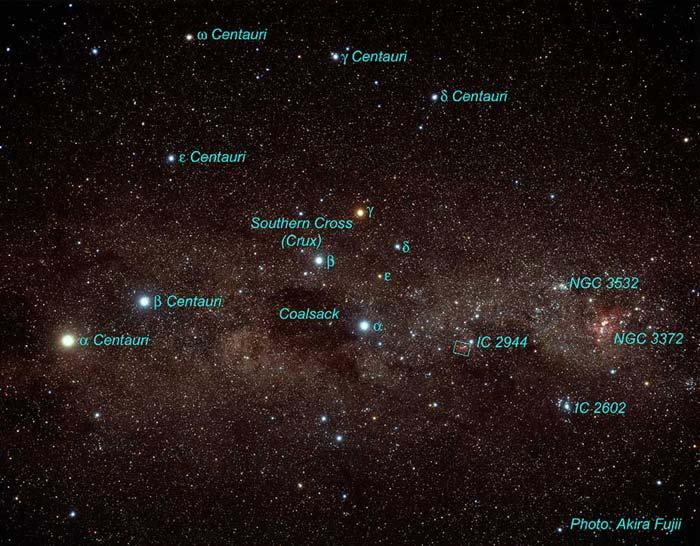 labeled alpha centauri - photo #26